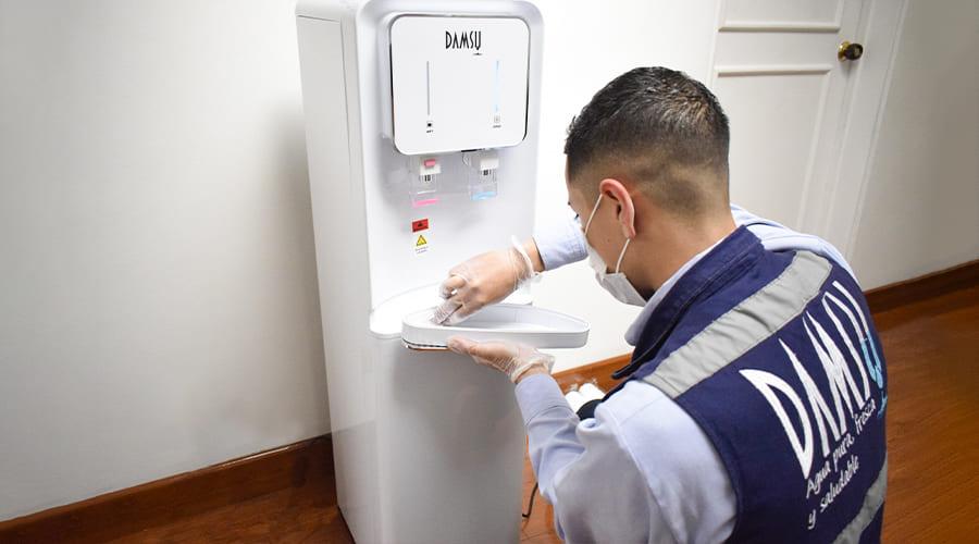 Damsu filtros de agua y purificadores de agua